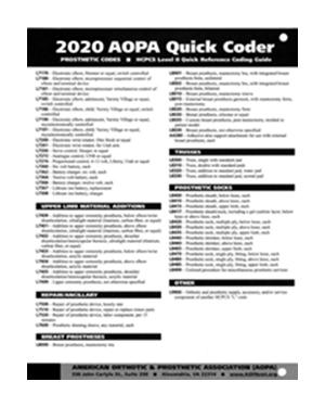 2020 Quick Coder Set- Member